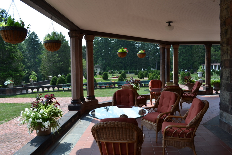 Sonnenberg Gardens Tour Best Finger Lakes Wedding Venues
