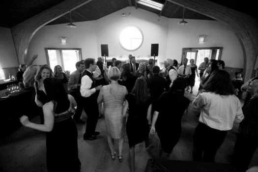 treman park wedding reception