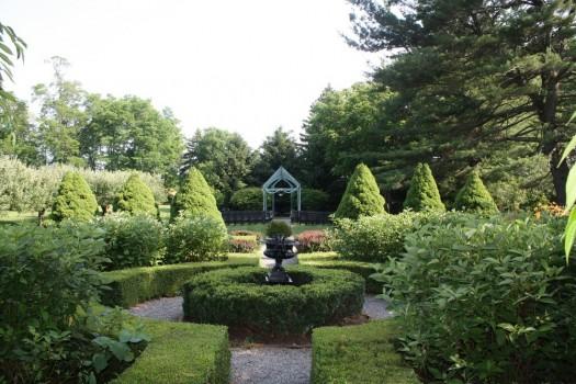john joseph hedge garden