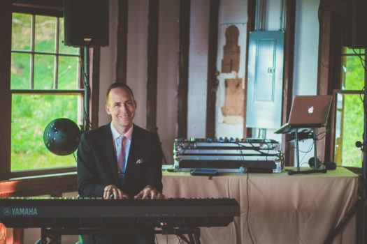 Finger Lakes Wedding Pianist